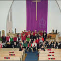 Christmas Choir 2015 at Trinity United in Gravenhurst