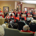 Entertaining the Residents at Granite Ridge