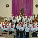 The Elderberries Choir Christmas 2017