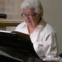 Accompanist Carolyn Grant