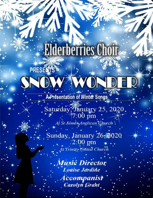 """Snow Wonder"" Concert at Muskoka Shores"
